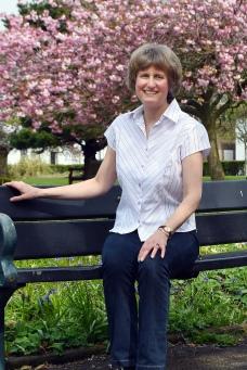 Jackie Wilkinson pic John Story